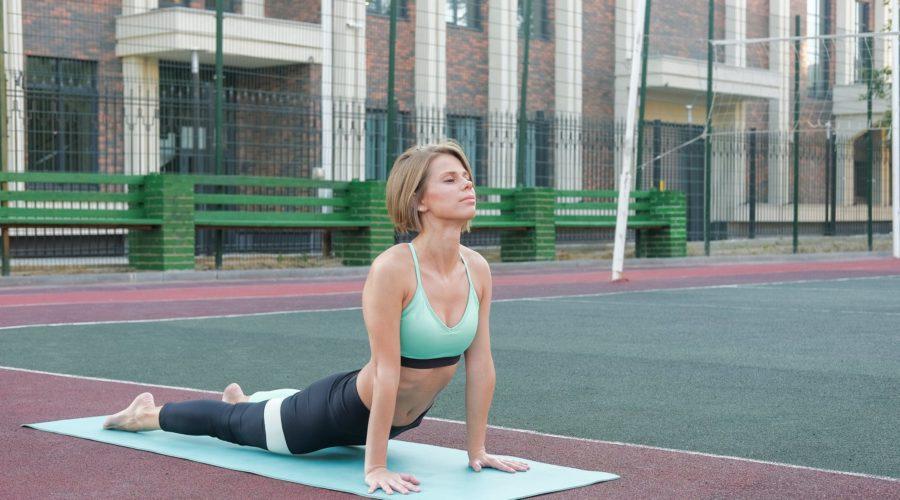 Effektiv und gesund Bauchfett verlieren
